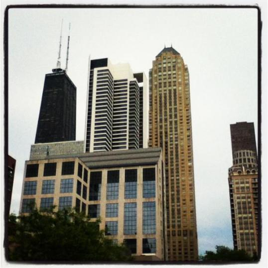 An afternoon in Chicago